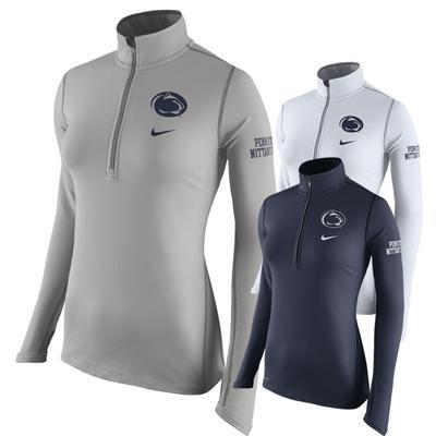 NIKE - Penn State Nike Women's Tailgate Quarter Zip