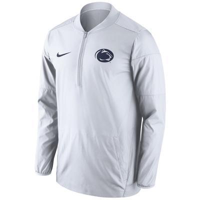 Penn State Men's Nike 2016 Lockdown Sideline Jacket WHITE