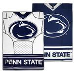 Penn State Football Jersey Garden Flag NAVYWHITE
