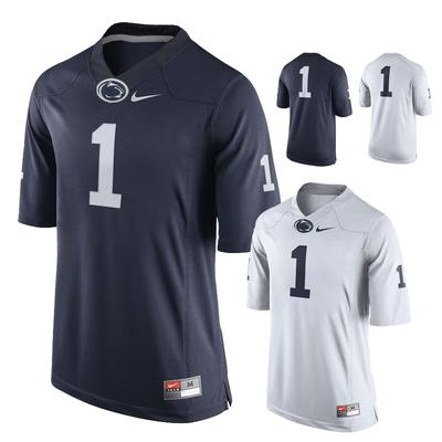 Penn State Nike Youth  1 Jersey Item   P41300YTHJEFB1 859d68bcf1c4