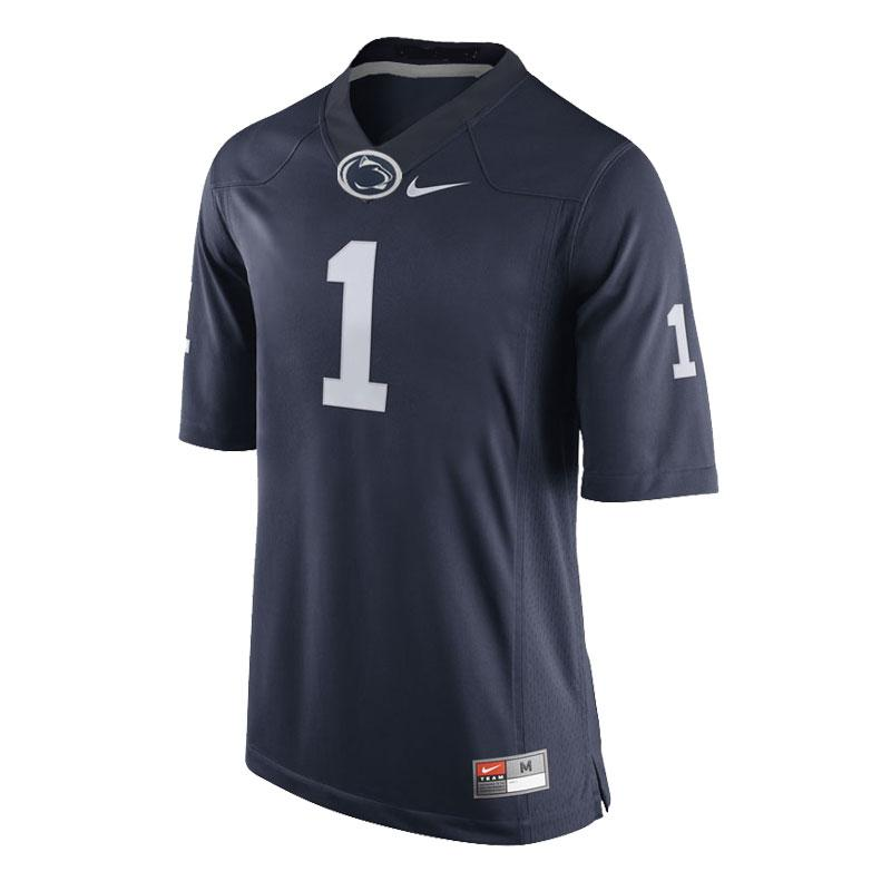 8be1c76a874 Penn State Nike Youth  1 Jersey NAVY