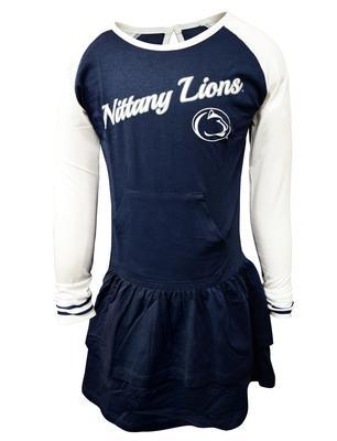 Garb - Penn State Youth Long Sleeve Kacey Dress