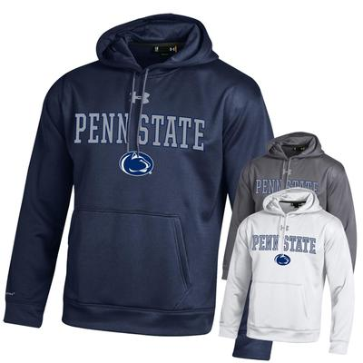 UNDER ARMOUR - Penn State Under Armour Men's Fleece Hood