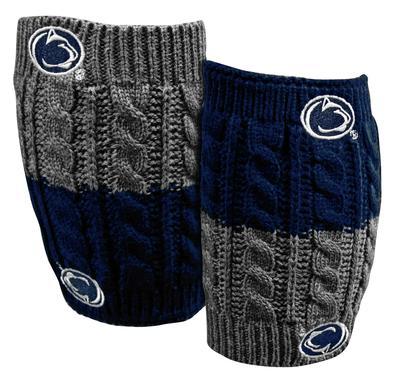 ZooZatz - Penn State Split Knit Bootcuff