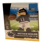 Penn State Minifigures # 11 Matthew Mcgloin Football Player