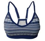 Penn State Women's V-Neck Southwest Sports Bra