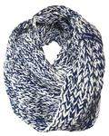 Penn State Chunky Knit Infinity Scarf