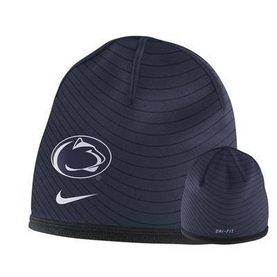 NIKE - Penn State Nike Youth Knit Sideline Training Hat
