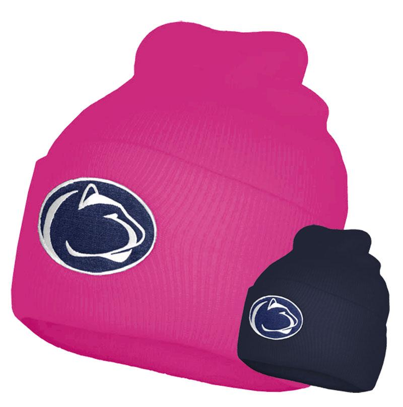 Penn State Infant Knit North Pole Hat