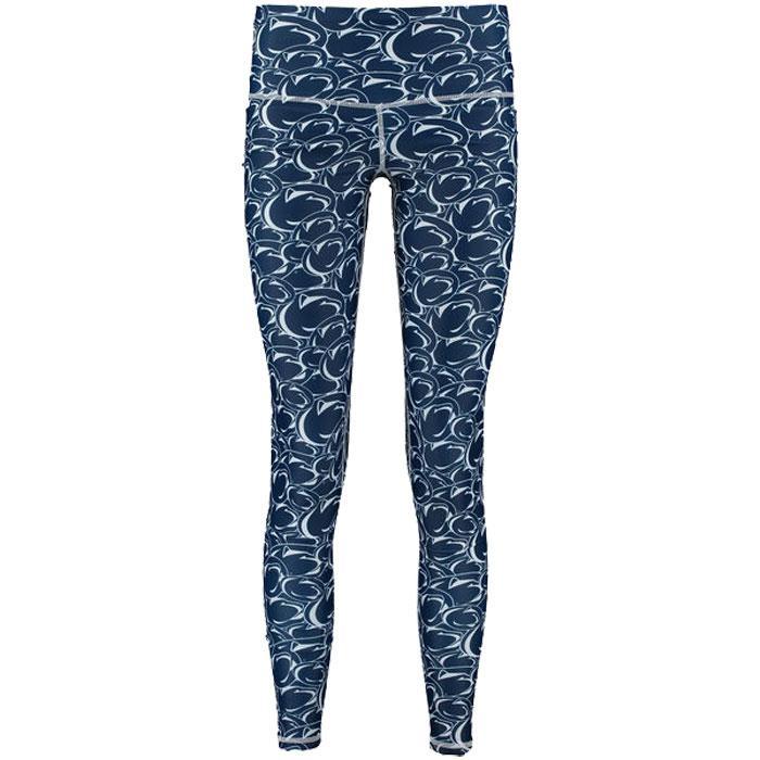 f9bc11d5 Penn State Women's Stacked Logo Leggings | Womens > PANTS > LEGGINGS