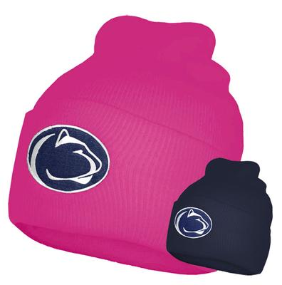LogoFit - Penn State Youth Knit North Pole Hat