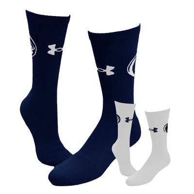 UNDER ARMOUR - Penn State Under Armour Men's Crew Socks