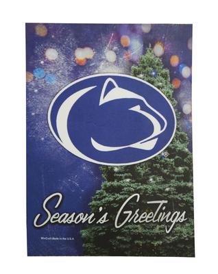 Wincraft - Penn State Season's Greetings Garden Flag