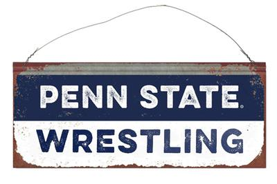 Legacy - Penn State Wrestling Tin Sign