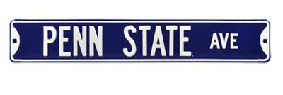 Authentic Street Signs - Penn State Ave Steel Street Sign