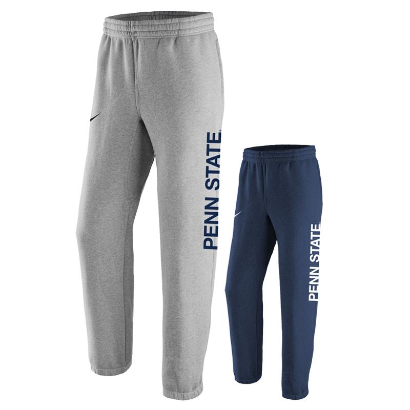 Penn State Nike Men S Stadium Fleece Sweatpants Mens