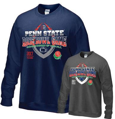 The Family Clothesline - Penn State ROSE BOWL 2017 Adult Crew Sweatshirt