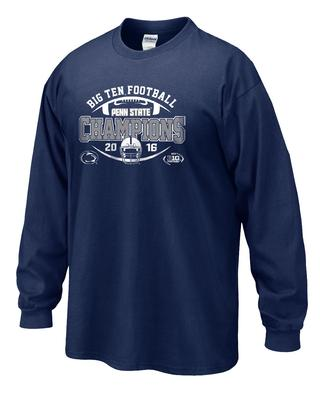 The Family Clothesline - Penn State Big Ten Champions YOUTH Long Sleeve T-Shirt