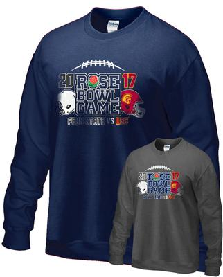 The Family Clothesline - Penn State Rose Bowl 2017 Teams Adult Crew