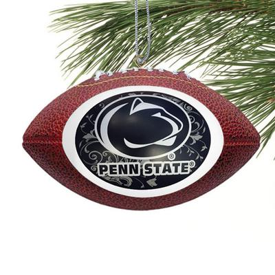 Topperscot Inc. - Penn State Mini Replica Football Ornament