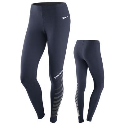 NIKE - Penn State Nike Women's Leg-A-See Leggings