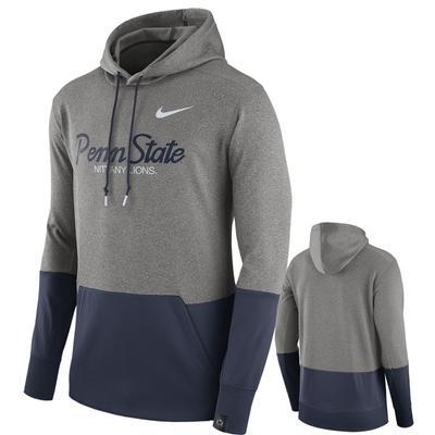 NIKE - Penn State Nike Men's Therma Hood