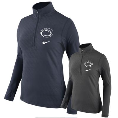 NIKE - Penn State Nike Women's Dry Quarter Zip