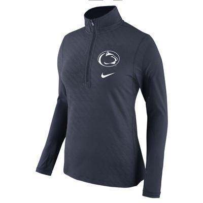 Penn State Nike Women's Dry Quarter Zip NAVY