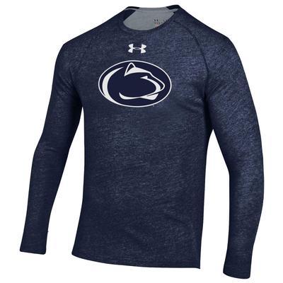 UNDER ARMOUR - Penn State Under Armour Men's Logo Long Sleeve