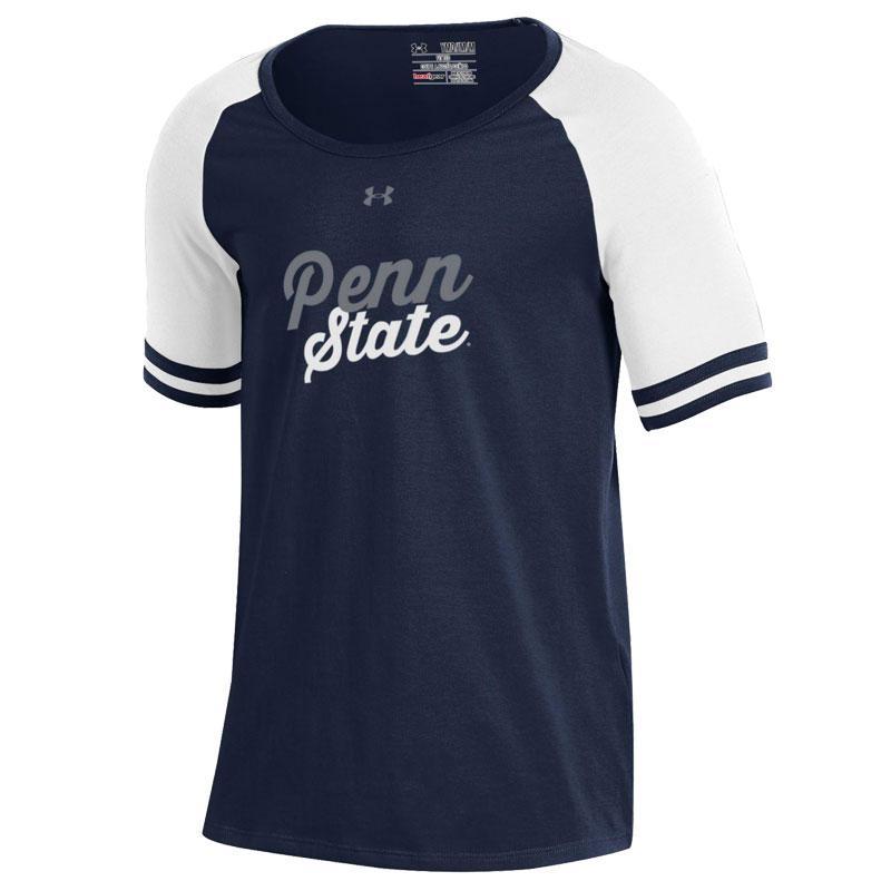 Penn State Under Armour Youth Baseball T Shirt Kids
