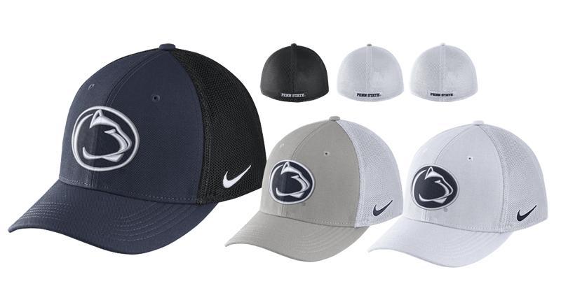 Penn State Nike Aero Bill Mesh Hat Item   00034197HATAERO eee8985bef1