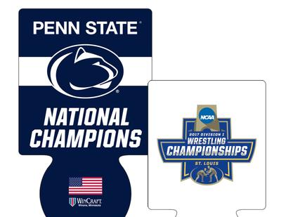 Wincraft - Penn State 2017 Wrestling National Champions Can Cooler