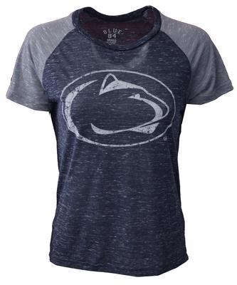 Blue 84 - Penn State Women's Gracie Confetti T-Shirt
