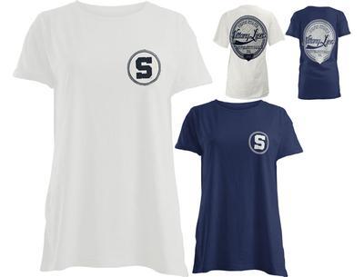 Press Box - Penn State Women's Seneca Boyfriend T-Shirt