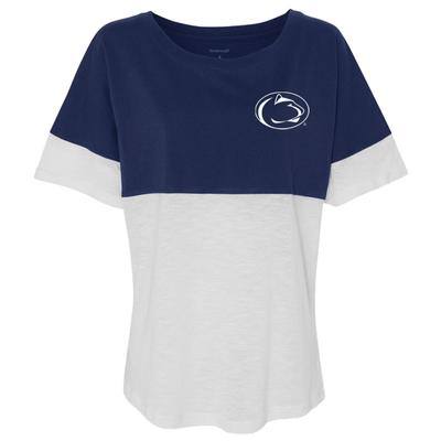 Boxercraft - Penn State Women's Pom Pom T-Shirt
