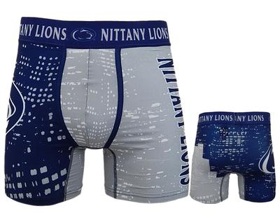 Concepts Sport - Penn State Men's Skyline Boxer Brief