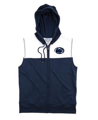 Boxercraft - Penn State Women's Sleeveless Logo Hood