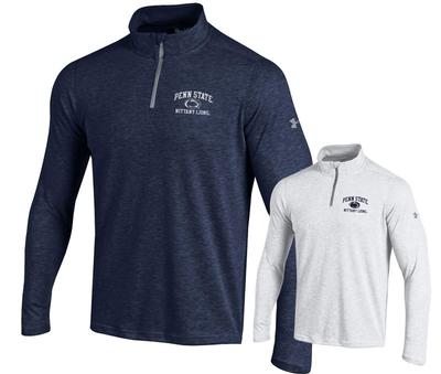UNDER ARMOUR - Penn State Under Armour Men's Lightweight CGI Quarter Zip