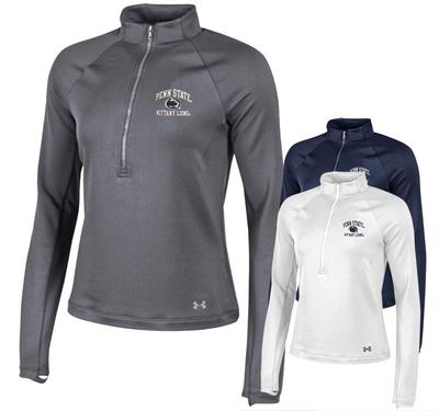 UNDER ARMOUR - Penn State Under Armour Women's New Quarter Zip