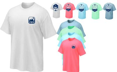 The Family Clothesline - Penn State Adult Mount Nittany T-Shirt
