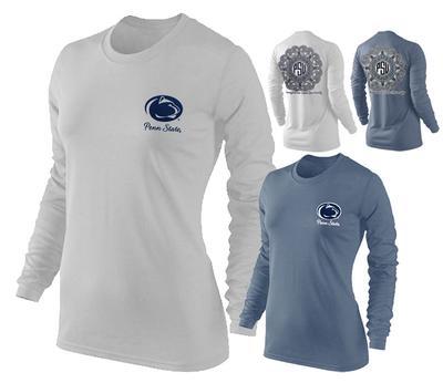 Press Box - Penn State Women's Hatha Long Sleeve
