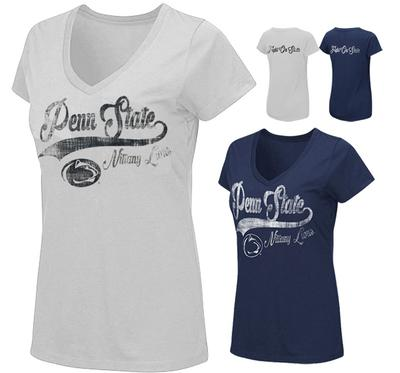 Colosseum - Penn State Women's Doin' V-Neck T-Shirt