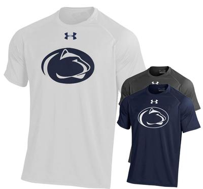 UNDER ARMOUR - Penn State Under Armour Men's Big Armour T-Shirt