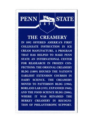 Prism Promotions - Penn State Creamery Magnet