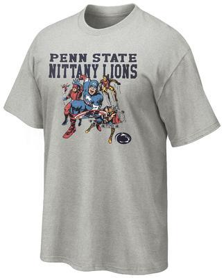 Retro Brand - Penn State Vintage Avengers T-Shirt