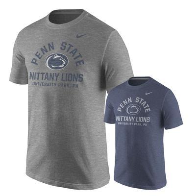 NIKE - Penn State Nike Men's Triblend U.P. T-Shirt