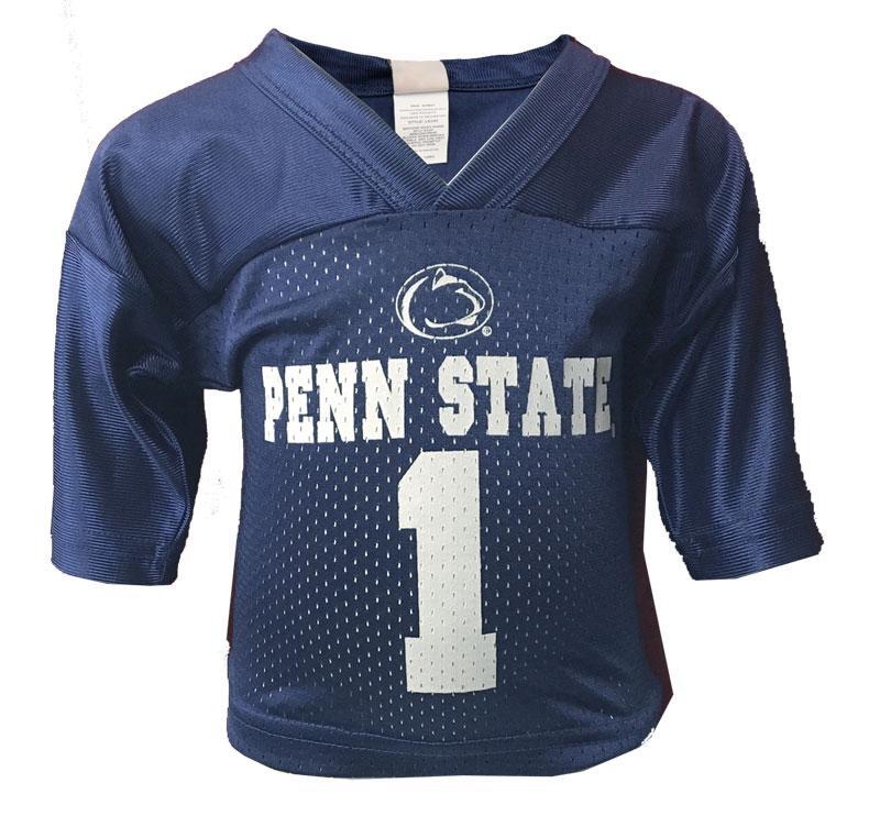 Penn State Infant 1 Football Jersey