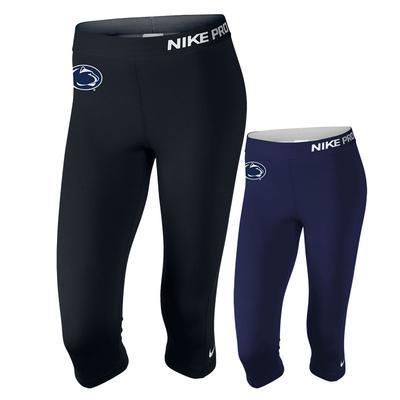 NIKE - Penn State Nike Women's Pro Logo Capri