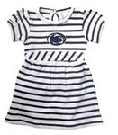 Penn State Infant Stripe Dress