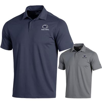 UNDER ARMOUR - Penn State Under Armour Men's Ice Pick Polo
